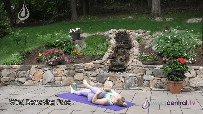 Bikram Yoga Class 30 Minutes. All 26 Bikram Yoga Postures 17 21 screenshot