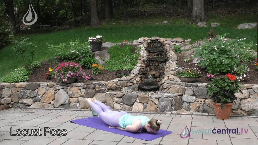 Bikram Yoga Class 30 Minutes. All 26 Bikram Yoga Postures 19 51 screenshot