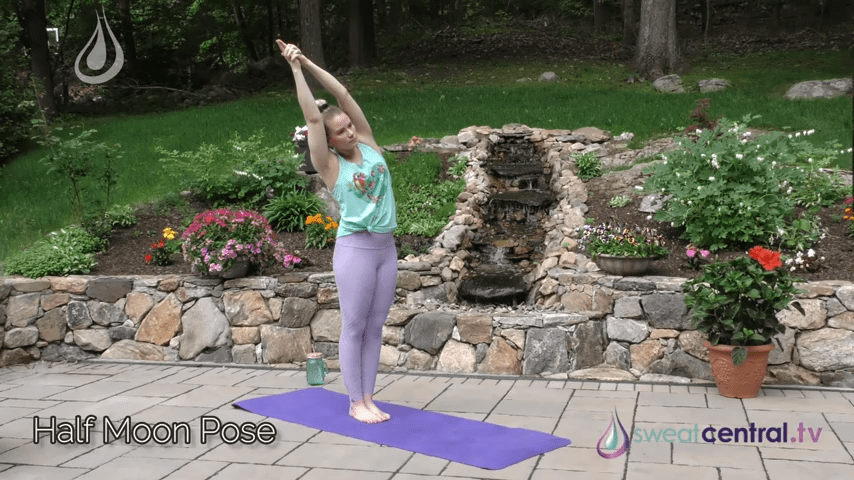 Bikram Yoga Class 30 Minutes. All 26 Bikram Yoga Postures 2 41 screenshot