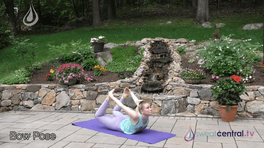 Bikram Yoga Class 30 Minutes. All 26 Bikram Yoga Postures 21 4 screenshot