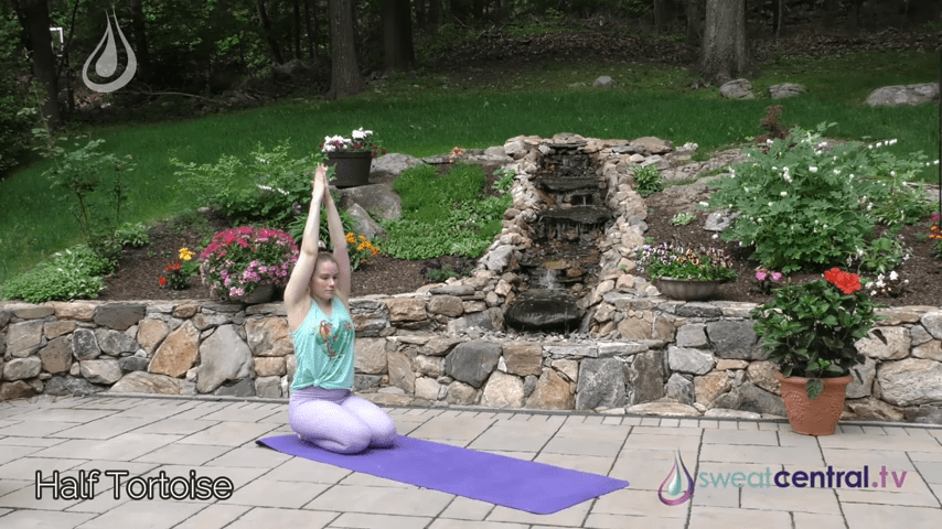 Bikram Yoga Class 30 Minutes. All 26 Bikram Yoga Postures 23 21 screenshot