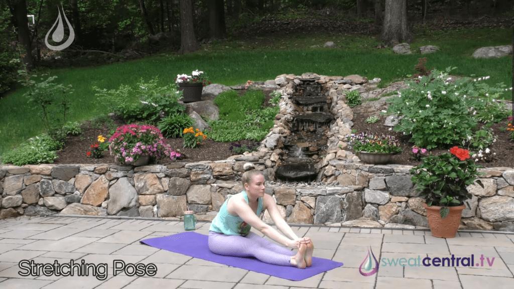Bikram Yoga Class 30 Minutes. All 26 Bikram Yoga Postures 27 22 screenshot