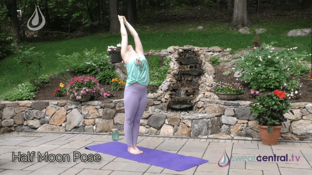Bikram Yoga Class 30 Minutes. All 26 Bikram Yoga Postures 3 27 screenshot