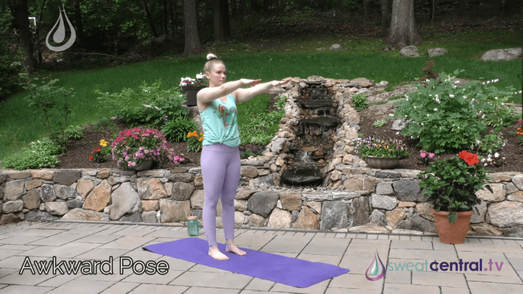 Bikram Yoga Class 30 Minutes. All 26 Bikram Yoga Postures 4 54 screenshot