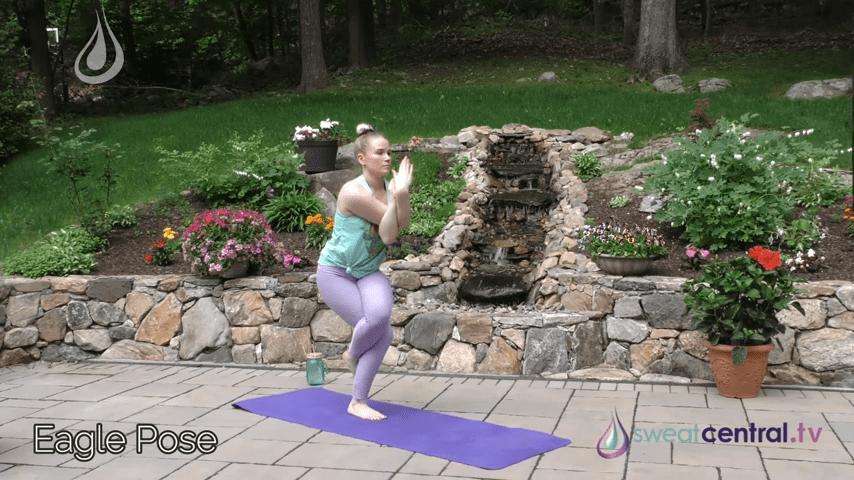 Bikram Yoga Class 30 Minutes. All 26 Bikram Yoga Postures 7 1 screenshot
