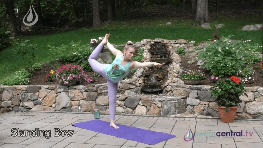 Bikram Yoga Class 30 Minutes. All 26 Bikram Yoga Postures 9 1 screenshot