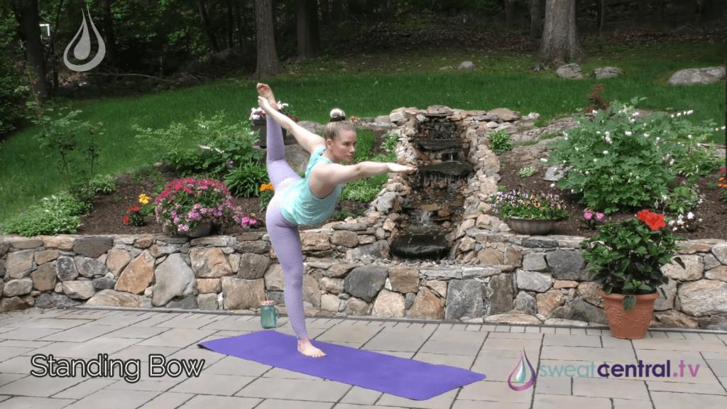Bikram Yoga Class 30 Minutes. All 26 Bikram Yoga Postures 9 42 screenshot