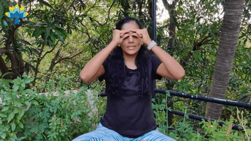 Eye Exercises Daily Yoga for Eyes Yogalates with Rashmi 9 12 screenshot