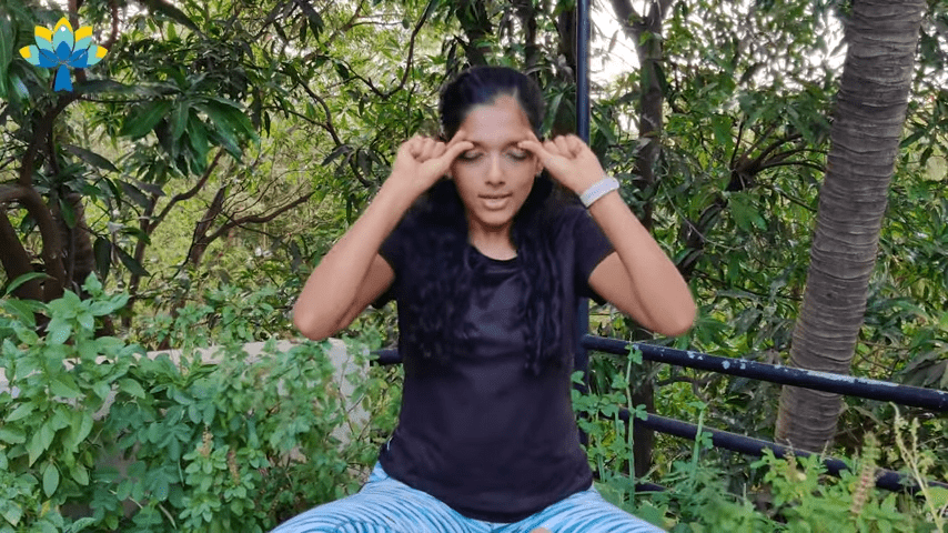Eye Exercises Daily Yoga for Eyes Yogalates with Rashmi 9 14 screenshot