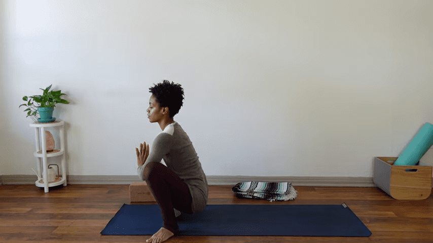 15 Minute Yin Yoga for Menstruation PMS and Menstrual Cramps 10 2 screenshot