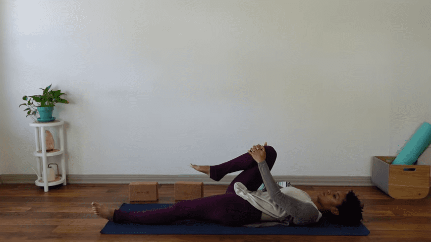 15 Minute Yin Yoga for Menstruation PMS and Menstrual Cramps 12 13 screenshot