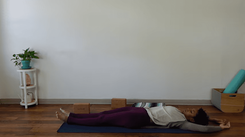 15 Minute Yin Yoga for Menstruation PMS and Menstrual Cramps 14 32 screenshot