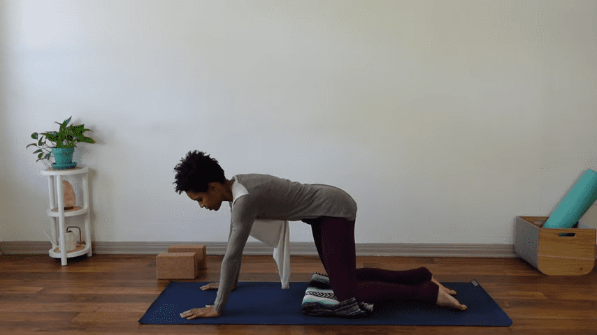 15 Minute Yin Yoga for Menstruation PMS and Menstrual Cramps 5 23 screenshot