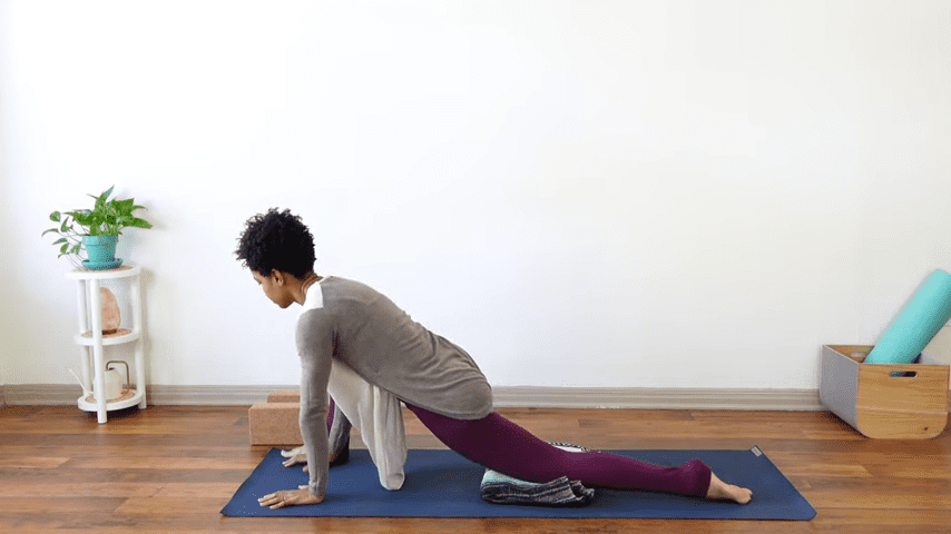 15 Minute Yin Yoga for Menstruation PMS and Menstrual Cramps 5 51 screenshot