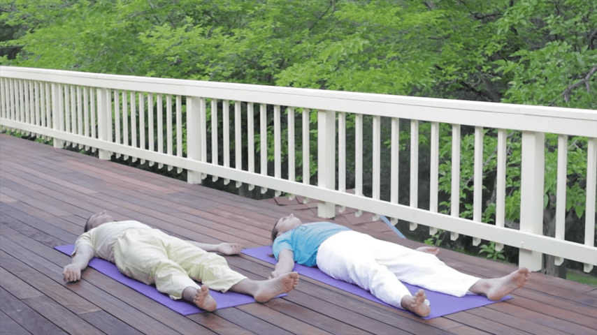 Sivananda Yoga Asana Sequence in 12 Basic Postures 1 2 screenshot