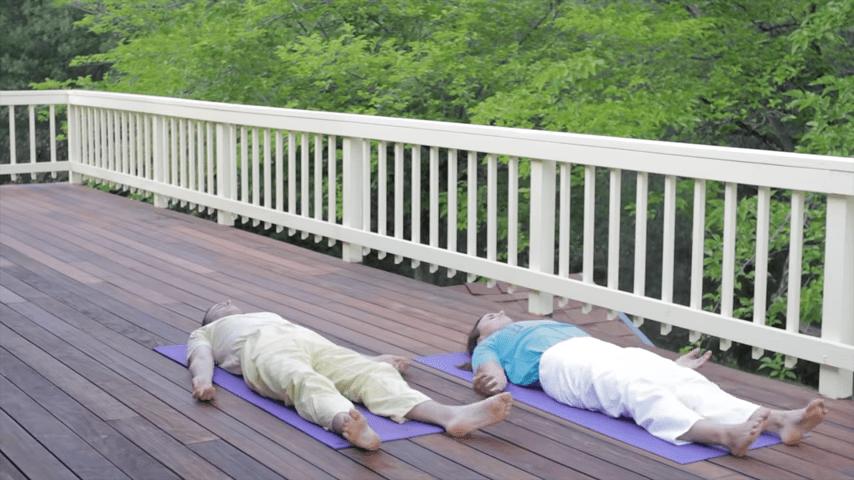 Sivananda Yoga Asana Sequence in 12 Basic Postures 1 51 screenshot
