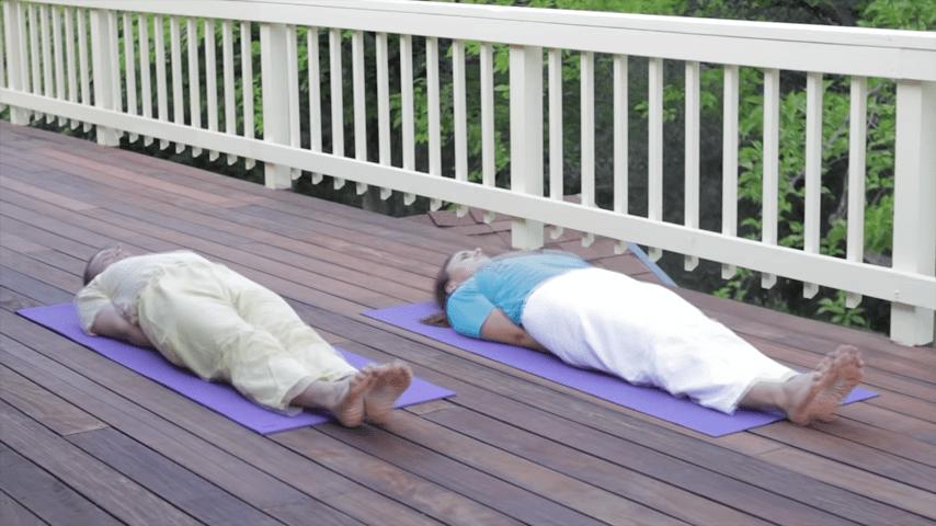 Sivananda Yoga Asana Sequence in 12 Basic Postures 2 0 screenshot