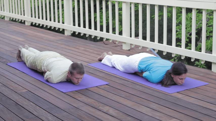 Sivananda Yoga Asana Sequence in 12 Basic Postures 3 16 screenshot 1