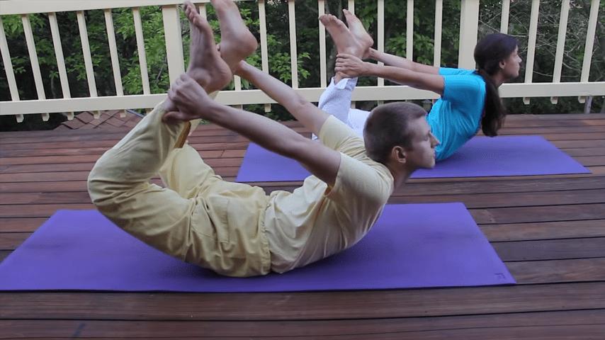 Sivananda Yoga Asana Sequence in 12 Basic Postures 3 33 screenshot