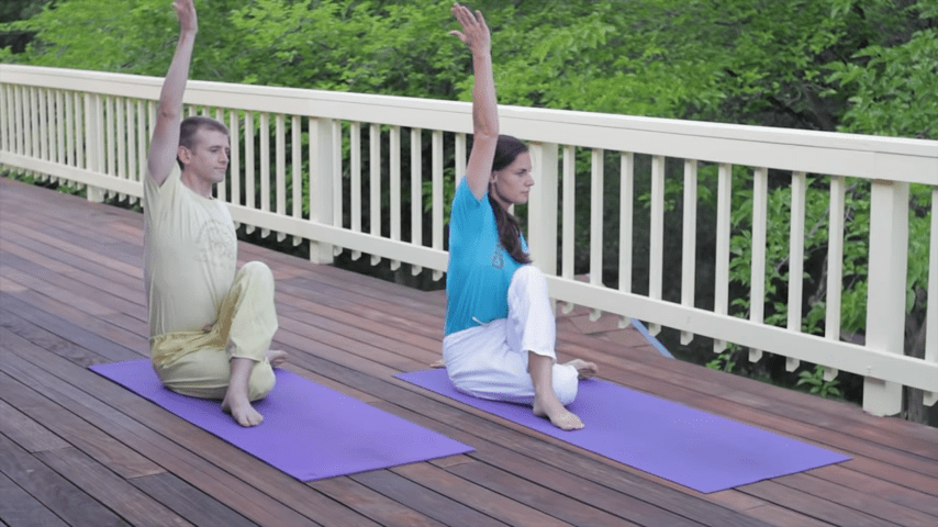 Sivananda Yoga Asana Sequence in 12 Basic Postures 3 59 screenshot