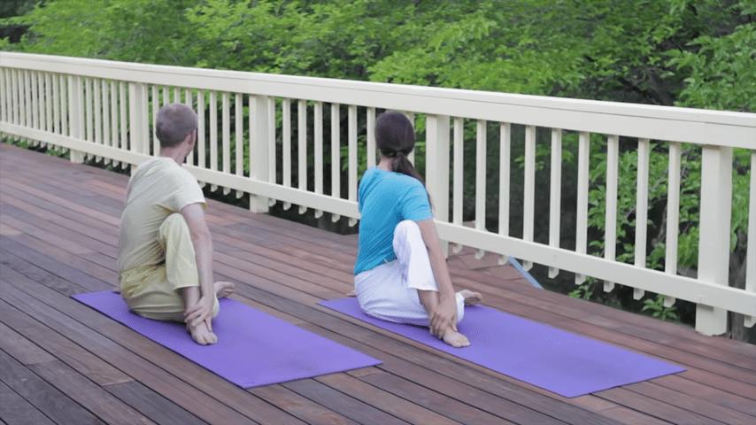 Sivananda Yoga Asana Sequence in 12 Basic Postures 4 1 screenshot