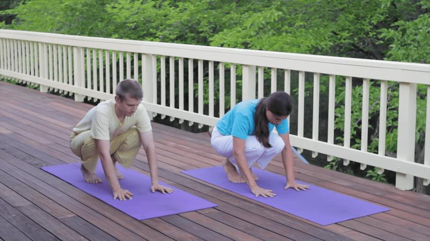 Sivananda Yoga Asana Sequence in 12 Basic Postures 4 46 screenshot