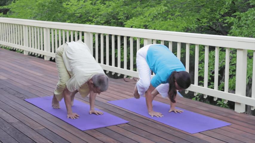 Sivananda Yoga Asana Sequence in 12 Basic Postures 4 51 screenshot 1