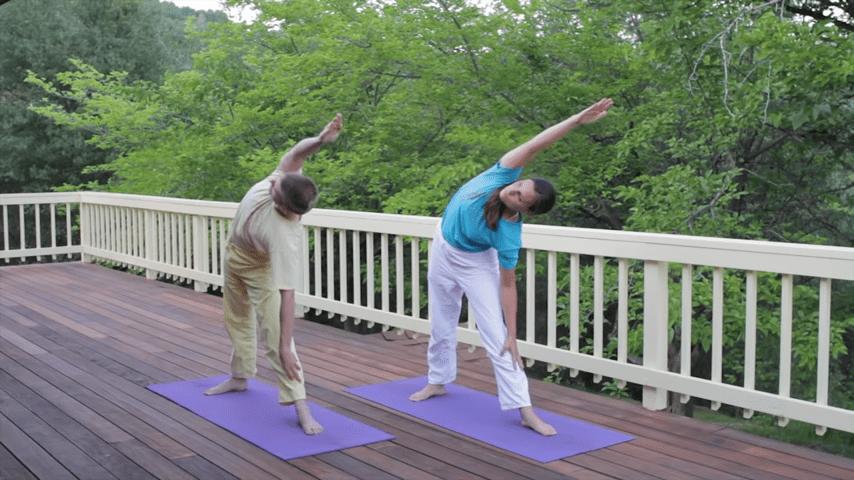 Sivananda Yoga Asana Sequence in 12 Basic Postures 5 32 screenshot
