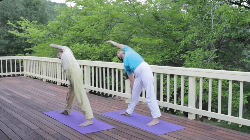 Sivananda Yoga Asana Sequence in 12 Basic Postures 5 44 screenshot