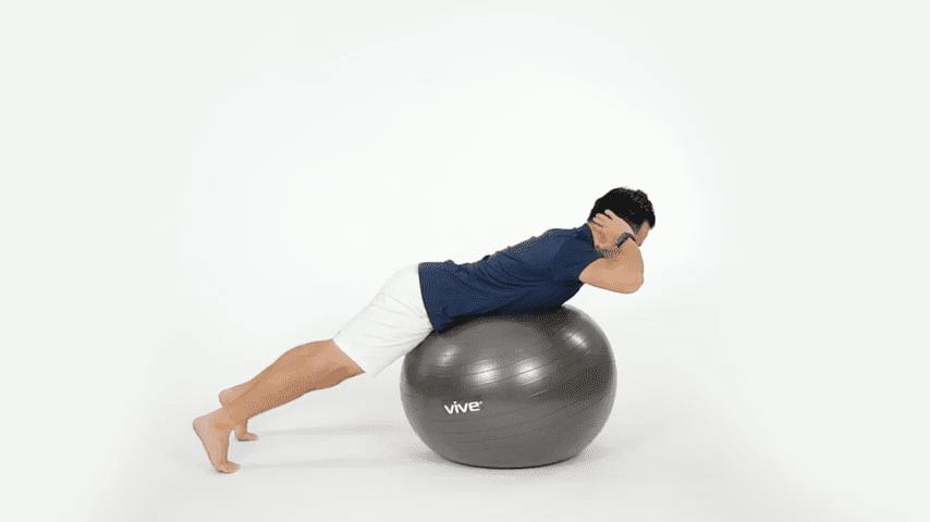 Best Stability Ball Exercises for Lower Back Pain 4 59 screenshot