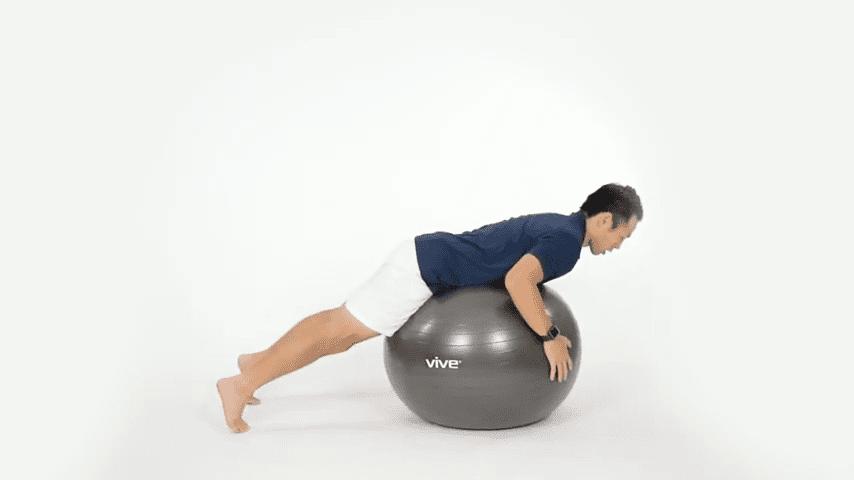 Best Stability Ball Exercises for Lower Back Pain 4 6 screenshot