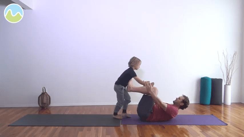 Family Partner Yoga 3 42 screenshot