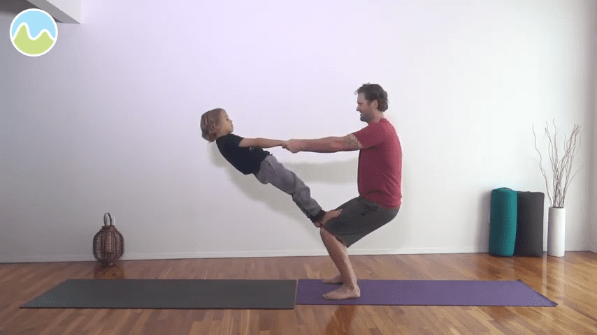 Family Partner Yoga 5 46 screenshot