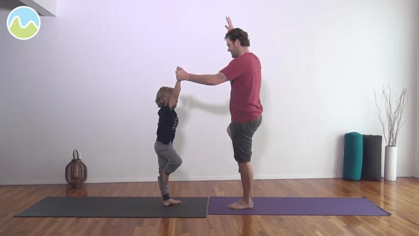 Family Partner Yoga 7 11 screenshot
