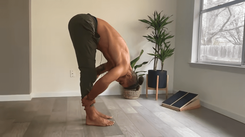 The Most Potent FLEXIBILITY Routine for your legs 10 min. Follow Along 7 27 screenshot