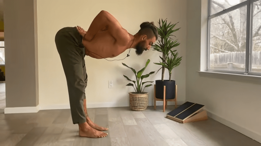 The Most Potent FLEXIBILITY Routine for your legs 10 min. Follow Along 8 52 screenshot