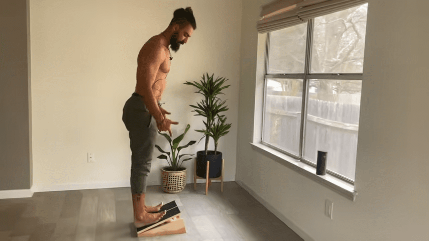 The Most Potent FLEXIBILITY Routine for your legs 10 min. Follow Along 9 41 screenshot