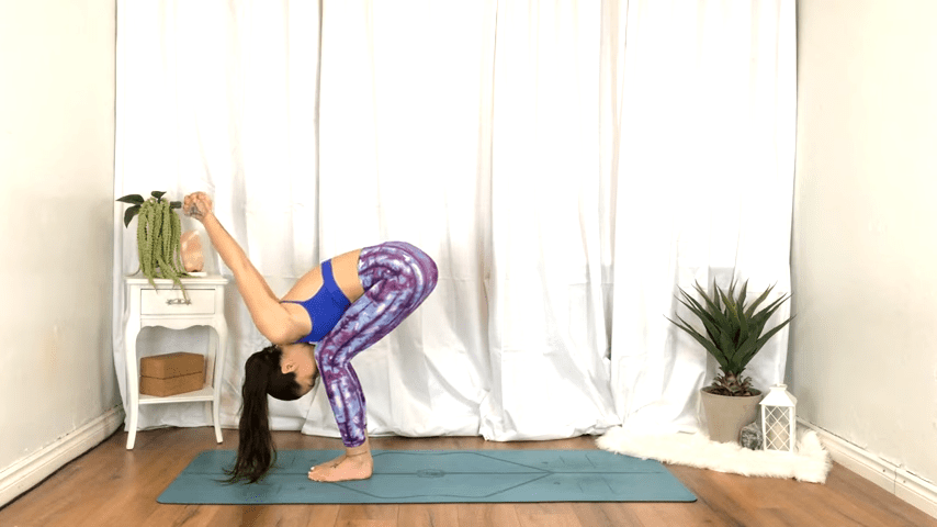 Yoga For TENSION RELIEF Sore Muscles 10 Minute Yoga Flow For Beginners 2 58 screenshot