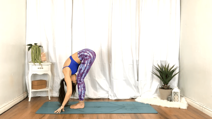 Yoga For TENSION RELIEF Sore Muscles 10 Minute Yoga Flow For Beginners 3 57 screenshot