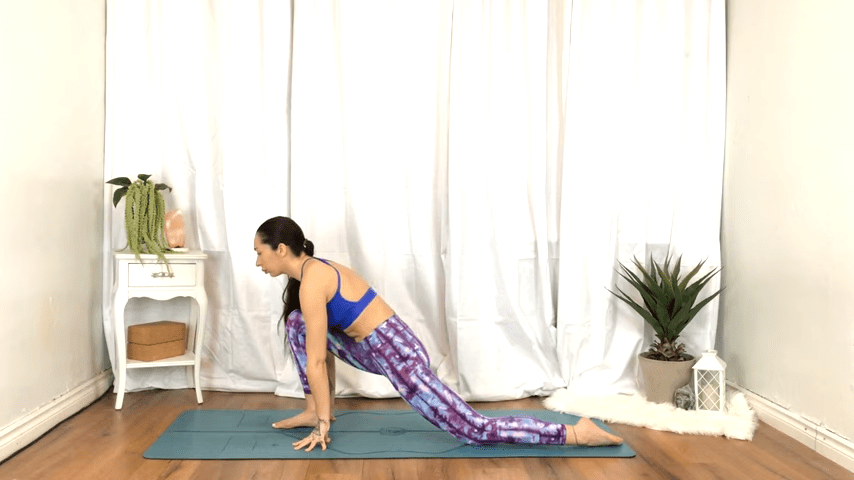 Yoga For TENSION RELIEF Sore Muscles 10 Minute Yoga Flow For Beginners 4 18 screenshot