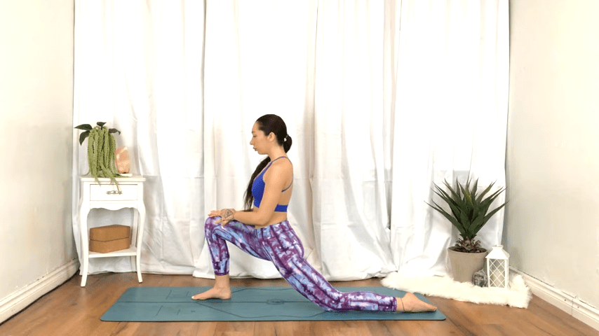Yoga For TENSION RELIEF Sore Muscles 10 Minute Yoga Flow For Beginners 4 22 screenshot 1
