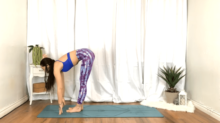 Yoga For TENSION RELIEF Sore Muscles 10 Minute Yoga Flow For Beginners 5 22 screenshot