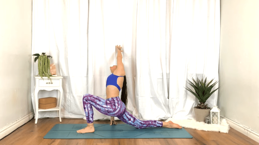 Yoga For TENSION RELIEF Sore Muscles 10 Minute Yoga Flow For Beginners 6 33 screenshot