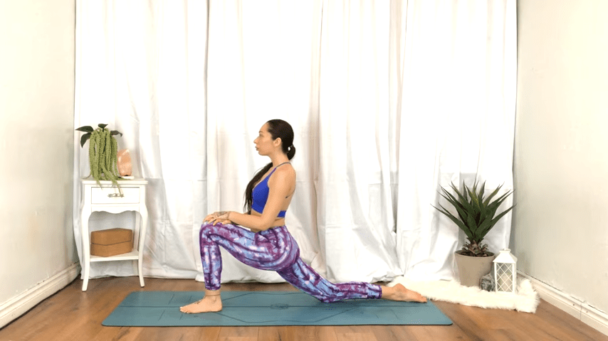 Yoga For TENSION RELIEF Sore Muscles 10 Minute Yoga Flow For Beginners 6 8 screenshot 1
