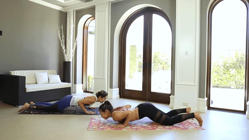 Fun Yoga Routine for Flexibility with Jackelyn Ho 1 40 screenshot