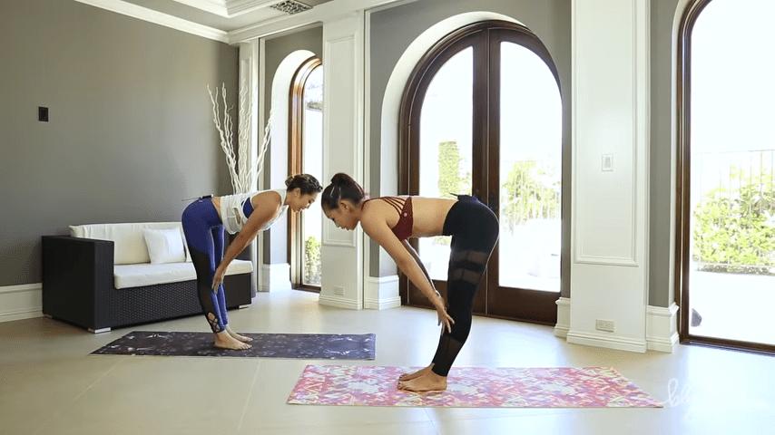 Fun Yoga Routine for Flexibility with Jackelyn Ho 2 39 screenshot