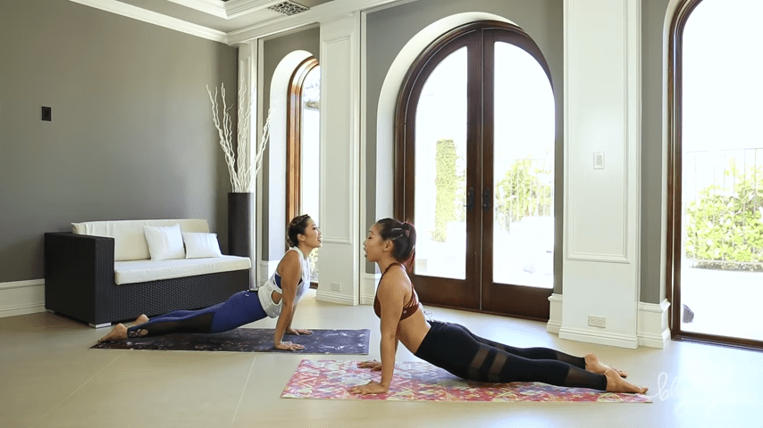 Fun Yoga Routine for Flexibility with Jackelyn Ho 3 57 screenshot