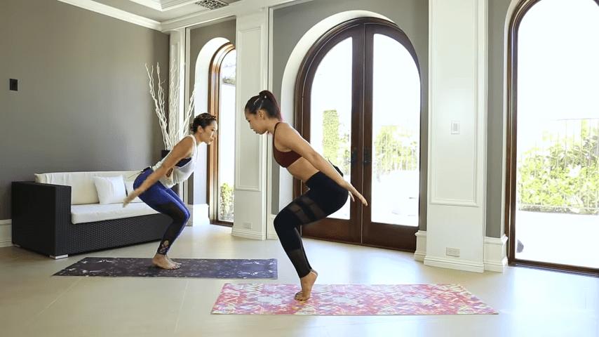 Fun Yoga Routine for Flexibility with Jackelyn Ho 3 9 screenshot