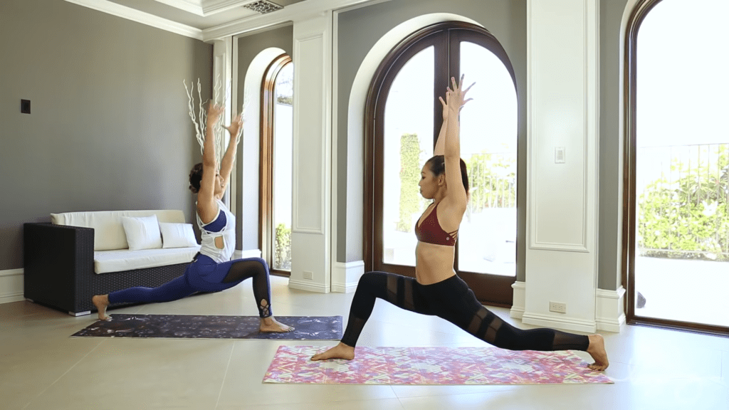 Fun Yoga Routine for Flexibility with Jackelyn Ho 6 28 screenshot