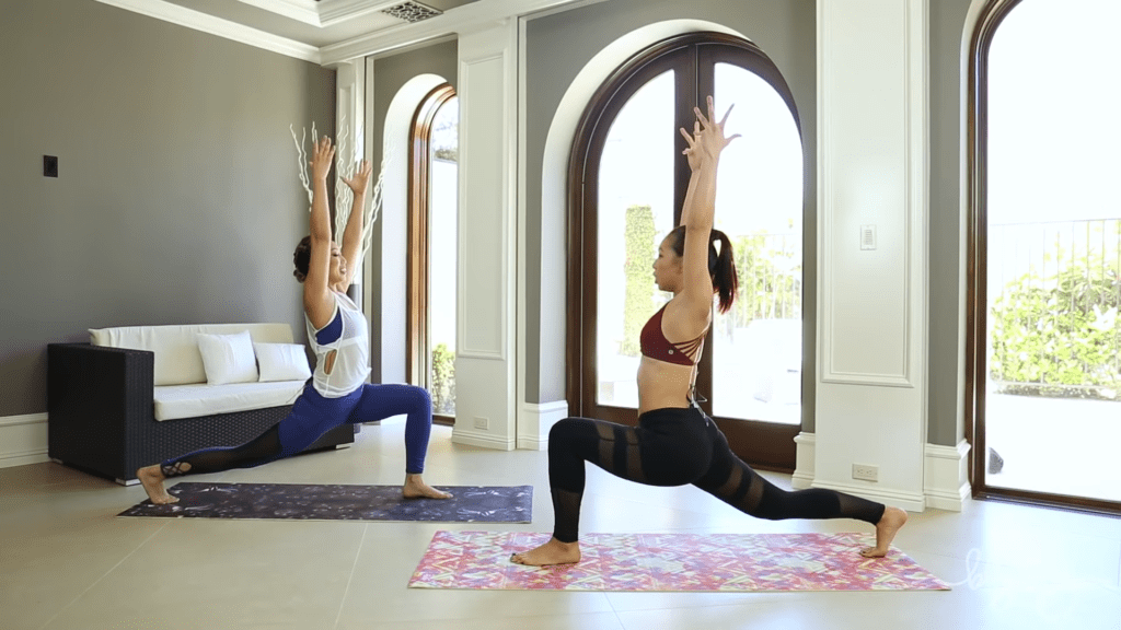 Fun Yoga Routine for Flexibility with Jackelyn Ho 7 57 screenshot